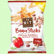 Bean Sticks Paprika - Pinto Bohnen Chips (De Rit)