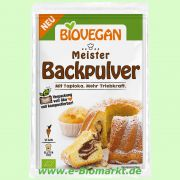 Meister Backpulver (Biovegan)