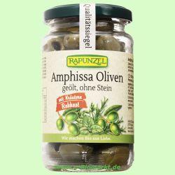 Amphissa Oliven mit Kräutern, ohne Stein (Rapunzel)