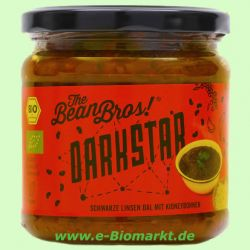 Dark Star - Schwarze Linsen Daal mit Kidneybohnen (The Bean Bros)