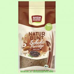 Naturbunt Porridge Kakao-Nuss (Rosengarten)