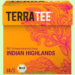Indian Highlands- Schwarzteemischung (Terra Tee)