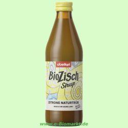 BioZisch Sirup Zitrone naturtrüb (Voelkel)