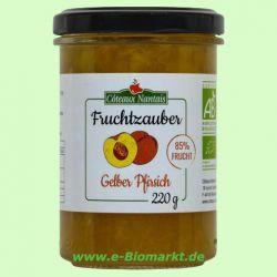 Fruchtzauber Gelber Pfirsich - Kompott (Coteaux Nantais)