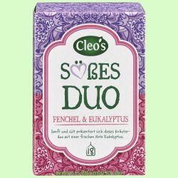 Süßes Duo Kräutertee (Cleos)