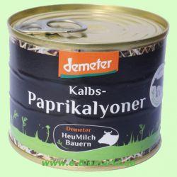 Kalbs-Paprika-Lyoner DEMETER (Demeter Milchbauern Süd)