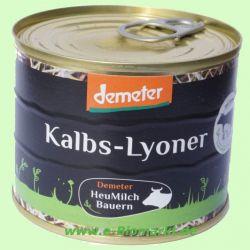 Kalbs-Lyoner DEMETER (Demeter Milchbauern Süd)
