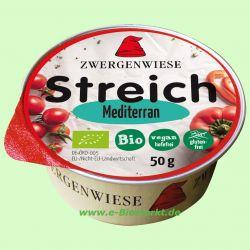 Paprika-Peperoni Streich - vegetarischer Brotaufstrich (Zwergenwiese)