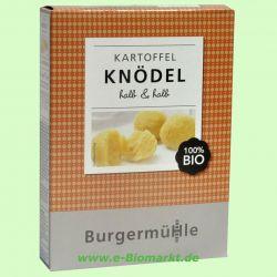 Kartoffel-Knödel - halb und halb (Burgermühle)