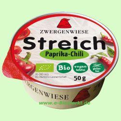 Paprika Streich - vegetarischer Brotaufstrich (Zwergenwiese)