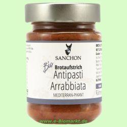 Brotaufstrich Antipasti Arrabbiata (Sanchon)