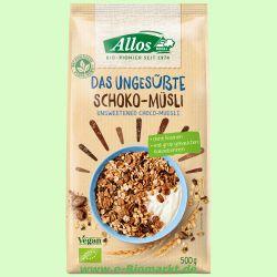 Das Ungesüßte Schoko-Müsli (Allos)