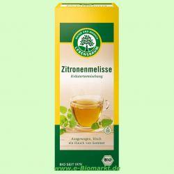 Zitronenmelissen Tee (Lebensbaum)