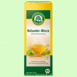 Holunder-Minze Kräutertee (Lebensbaum)
