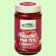 Himbeere - Frucht Pur 75 % - Fruchtaufstrich (Allos)