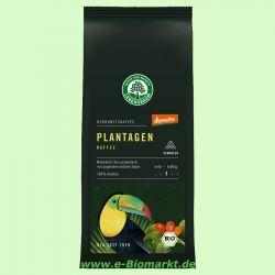 Plantagenkaffee, gemahlen (Lebensbaum)