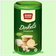 Dinkels - Parmesan-Knusperscheiben (Rosengarten)