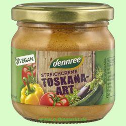 Streichcreme Toskana (dennree)