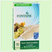 Zarte Makrelenfilets in würziger Senf-Dill-Creme (Fontaine)