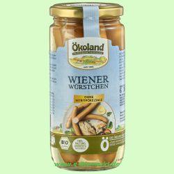 Wiener Würstchen, 6 Stück (Ökoland)