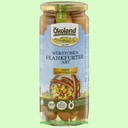 Bio-Frankfurter, 6 Stück (Ökoland)