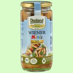 Wiener Minis, 20 Stück (Ökoland)