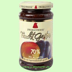 FruchtGarten Pflaumenmus, 70% Fruchtanteil - Bio Frucht-Aufstric