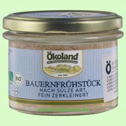 Gourmet Bauernfrühstück (Ökoland)