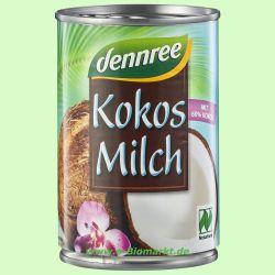 Kokosmilch 60% (dennree)