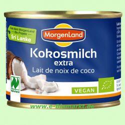 Kokosmilch extra (Morgenland)