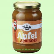 Apfel-Aprikosenmus (Bauckhof)