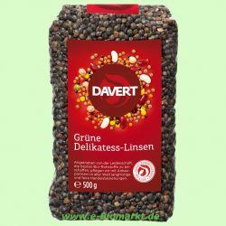 Grüne Delikatess-Linsen (Davert)