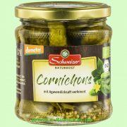Cornichons, süßsauer (Schweizer)