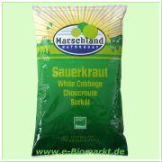 Sauerkraut im Beutel (Marschland Naturkost)