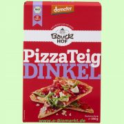 Pizza Teig, Dinkel - Backmischung (Bauckhof)
