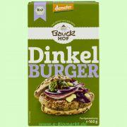 Dinkel Burger - Fertigmischung (Bauckhof)