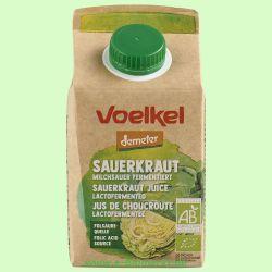 Sauerkrautsaft, 0,5 l (Voelkel)