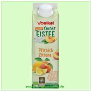 Eistee Pfirsich-Zitrone (Voelkel)