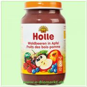 Waldbeeren in Apfel (Holle)