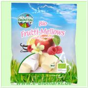 Frutti-Mellows - fruchtige Marshmellows (Ökovital)