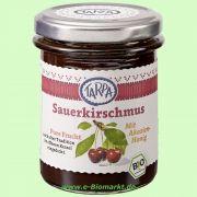 Sauerkirschmus - 90% Fruchtanteil (Tarpa)
