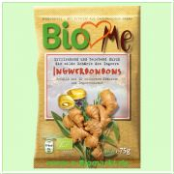 Ingwer Bonbons (Bio love me)