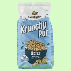 Krunchy Pur Hafer (Barnhouse)