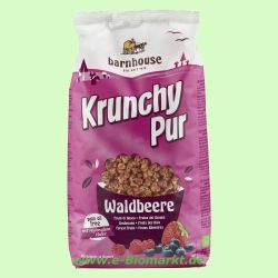 Krunchy Pur Waldbeere (Barnhouse)