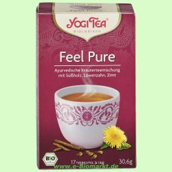 Feel Pure (Yogi Tee)