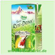Swiss Reis-Drink Vollreis PLUS Calcium (Soyana)