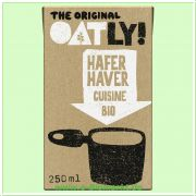 Hafer Cuisine - Hafersahne (Oatly)