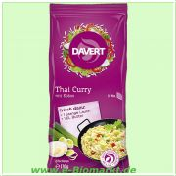 Thai Curry mit Kokos (Davert)