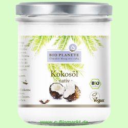 Kokosöl, nativ (Bio Planète)