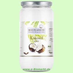 Kokosöl nativ (Bio Planète)